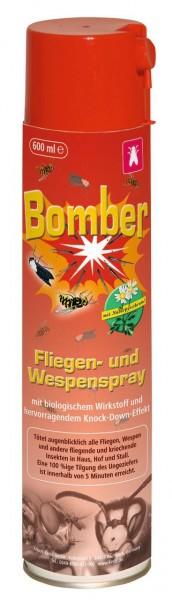 Fliegen- und Wespenspray Bomber 600 ml