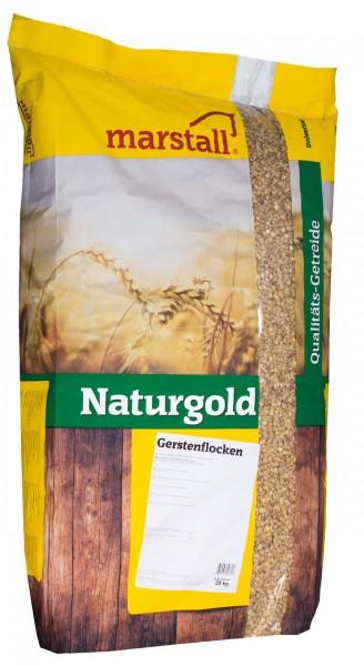 Marstall marstall Naturgold Gerstenflocken 20 kg