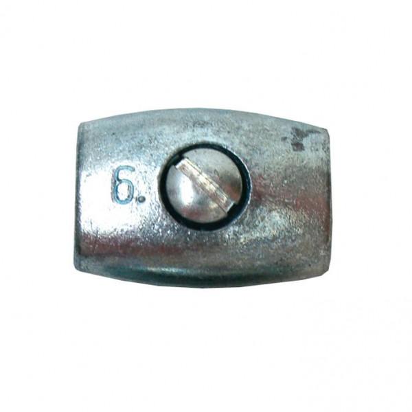 SEILVERBINDER f. Stromleiter, 6mm