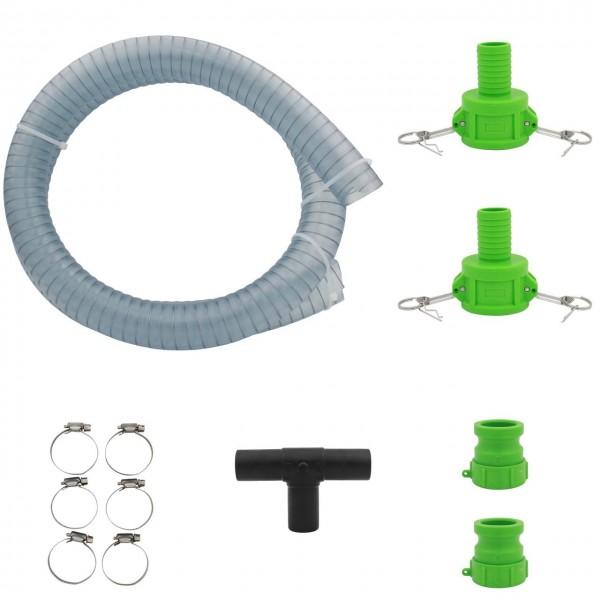 IBC Tankverbinder Set - versch. Größen