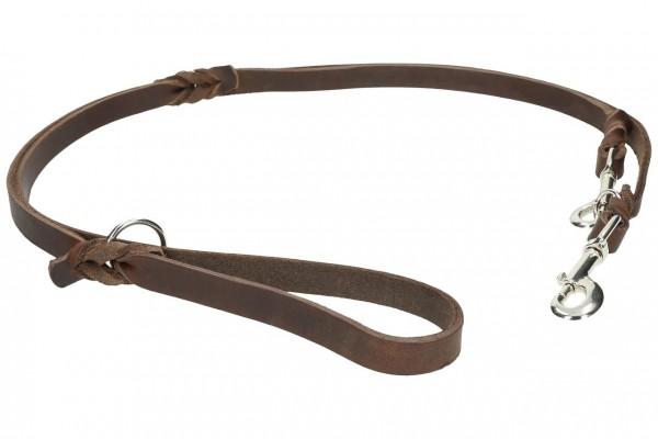 Führleine vernickelt, 12mm/ 250cm