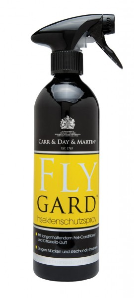 Carr & Day & Martin Flygard Insektenschutz Spray 500 ml