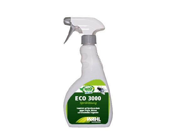 WAHL-Hausmarke ECO 3000 Fliegenspraylösung 500 ml
