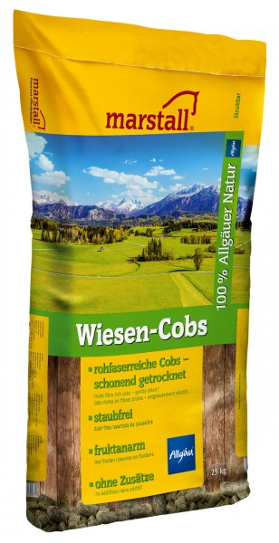 Marstall marstall Wiesen-Cobs 25 kg