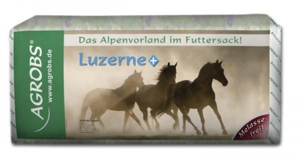 Agrobs Luzerne + - Pferdefutter 15 kg