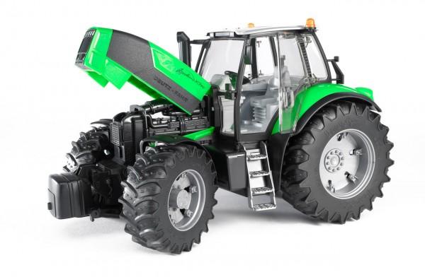 Bruder Deutz Traktor Agrotron X720