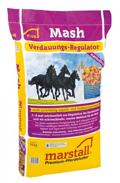 Marstall marstall Mash - Pferdefutter 15 kg