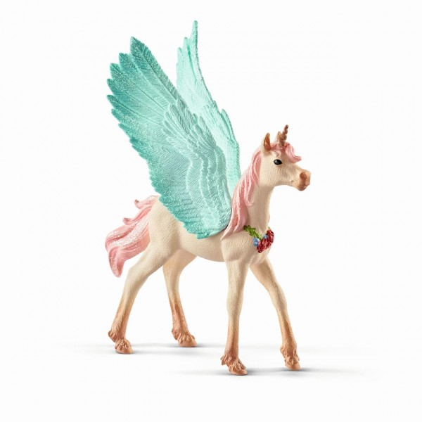 Schleich Schmuckeinhorn-Pegasus Fohlen