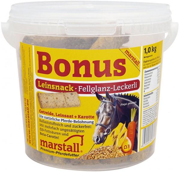 Marstall marstall Bonus Leinsnack 5 kg