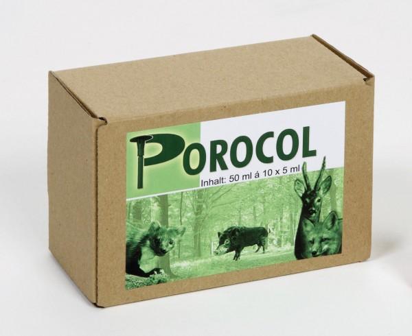 WAM Porocol - Duftstoff+Docht 10er Pack