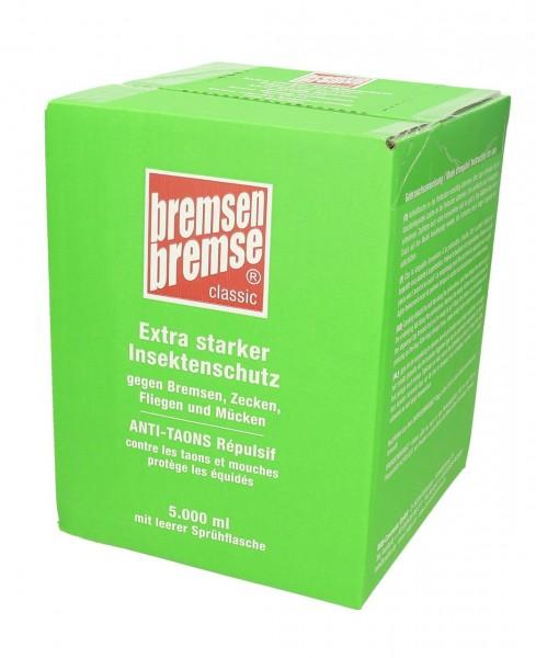 ZEDAN Bremsenbremse Classic 5000 ml