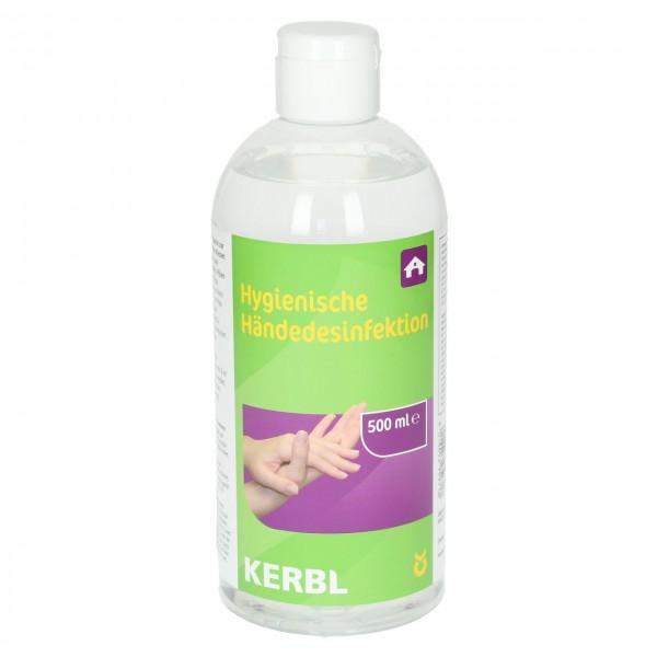 Kerbl Handdesinfektion 500 ml