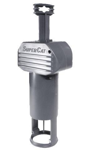 WÜHLMAUSFALLE ''SUPER-CAT''