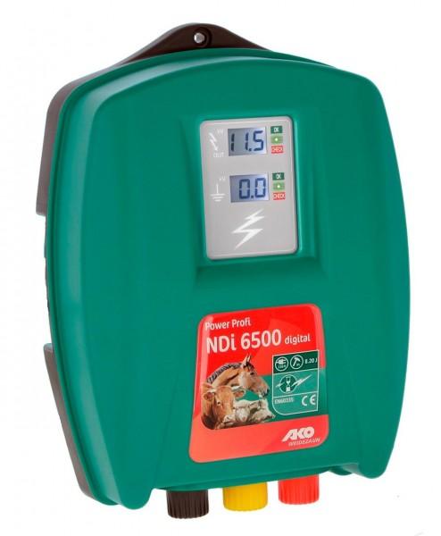 AKO POWER PROFI NDI 6500 230V Weidezaungerät