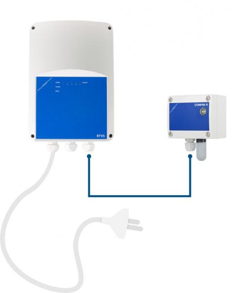 Multifunktionaler Sensor für Stallklima