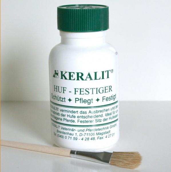 Keralit Huffestiger 250ml mit Pinsel