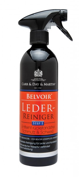 Carr & Day & Martin Belvoir Step 1 Lederreiniger