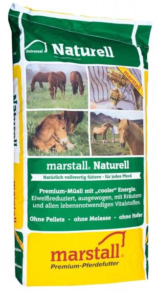 Marstall marstall Naturell - Pferdefutter 15 kg