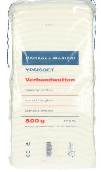 Holthaus YPSISOFT - Polsterwatte 500g- zick-zack