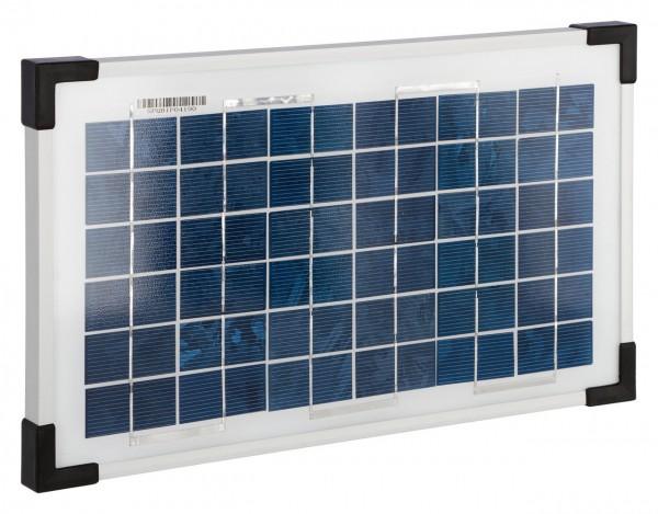 Solarmodul 8W - mit Halterung