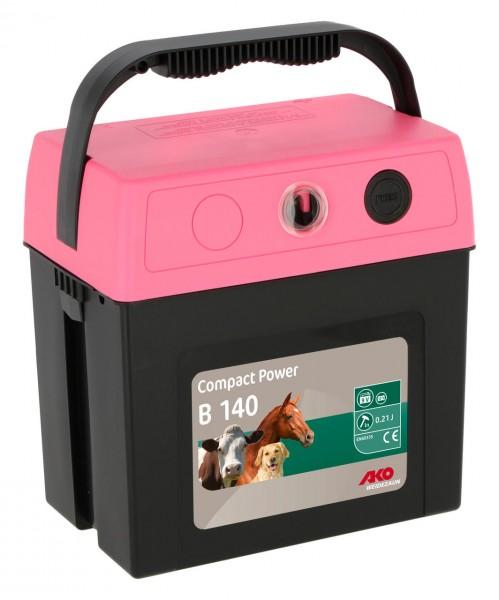 AKO COMPACT POWER B 140 - 9V - pink