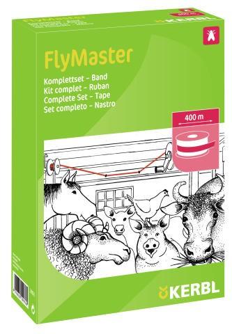 FLYMASTER - Der Stall - Fliegenfänger
