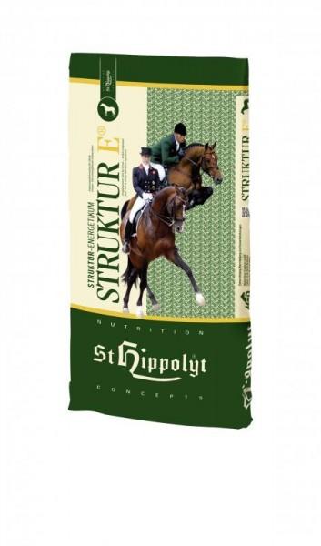 St. Hippolyt Struktur E - Pferdefutter 20 kg