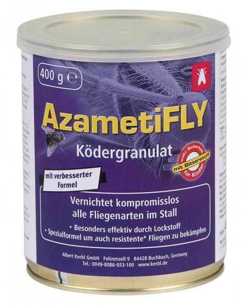 AZAMETIFLY Fliegenködergranulat 400 g