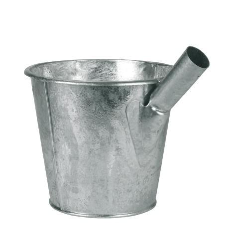JAUCHESCHÖPFER, verzinkt, 6,5 l