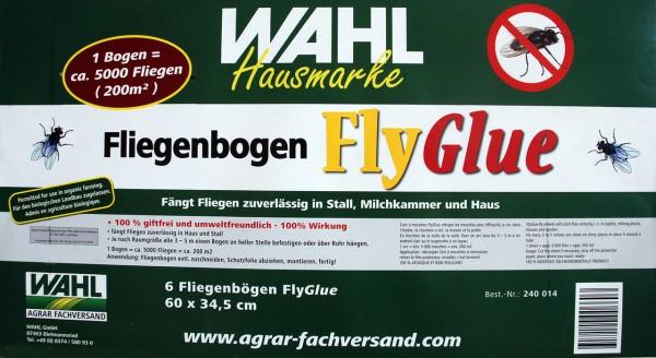 WAHL-Hausmarke FLIEGENBLÄTTER - Der Stall - FLYGLUE