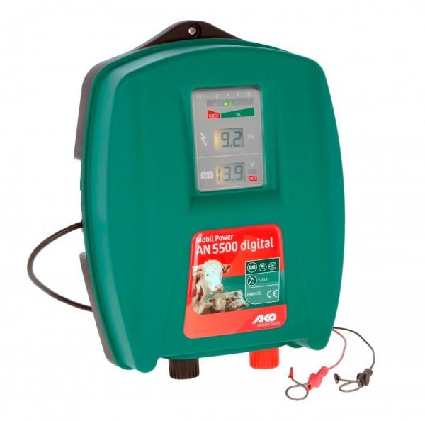 AKO Mobil Power AN5500 - 12V Weidezaungerät
