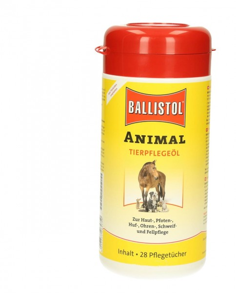 Ballistol Animal, Tücher-Spenderbox