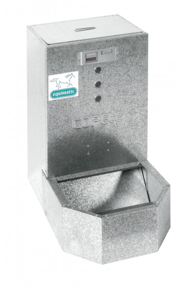 Pferdefutterautomat - Equimatic hopper