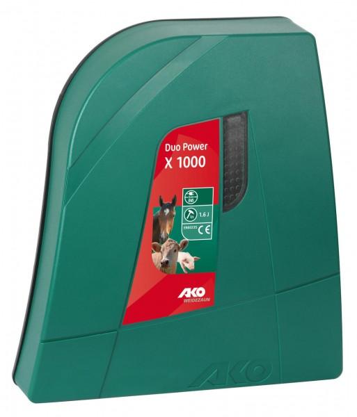 AKO DUO POWER X 1000 - 12V/230V