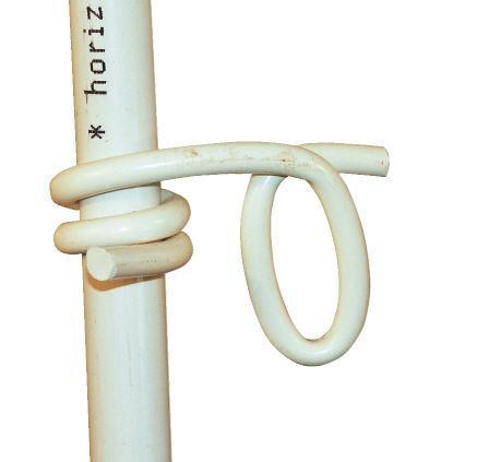 4er Set  Kunststoffoese-Litze 19mm
