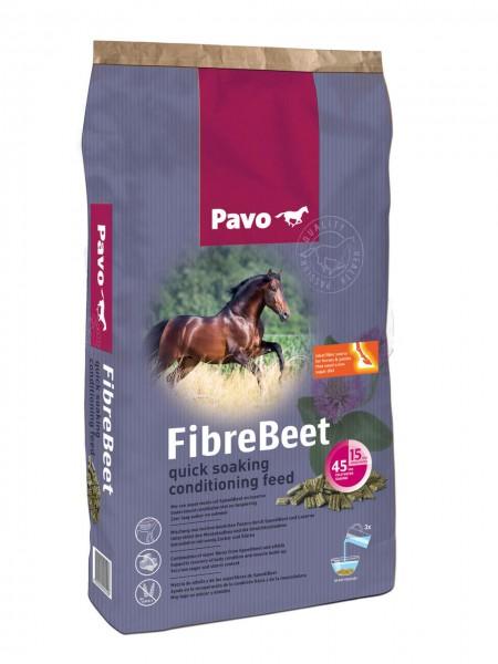 Pavo FibreBeet - Pferdefutter 15 kg