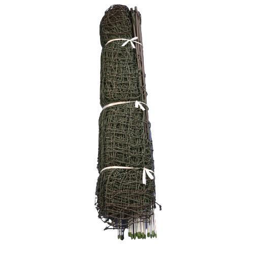 Geflügelnetz 110cm / 50m Doppelspitze