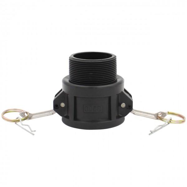 IBC Camlock 2 Zoll Mutterkupplung