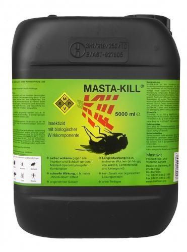 MASTA-KILL Spritz-/Streichmittel 5 l