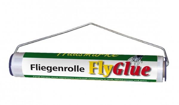 WAHL-Hausmarke FLY-GLUE - Die Stallrolle 9 m x 30 cm