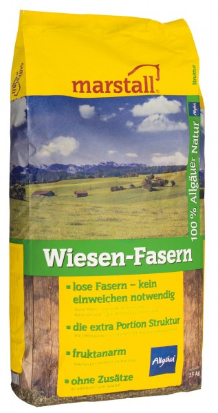 Marstall marstall Wiesen-Fasern 15 kg