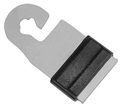 Litzclip BANDVERBINDER 20mm LITZCLIP® f. Torgriff