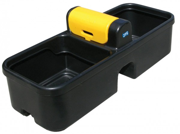 JFC Doppel-Weidetränke Fast Fill 136 Liter