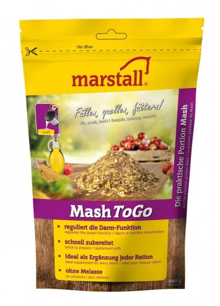 marstall MashToGo - Pferdefutter 10 kg
