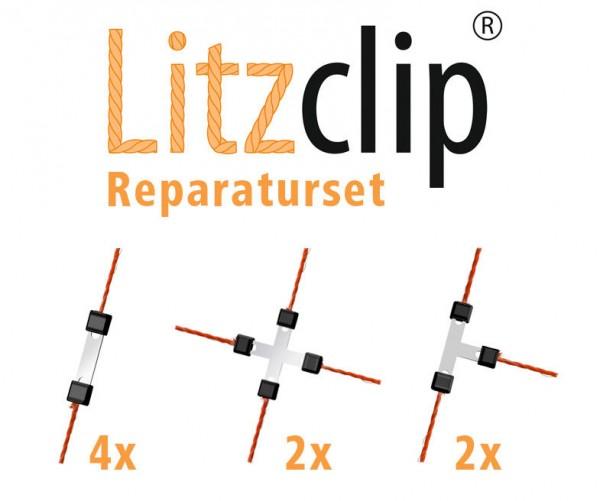 Litzclip Reparaturset - ®