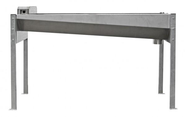 Kerbl Standfüße (4 St.), feuerverzinkt