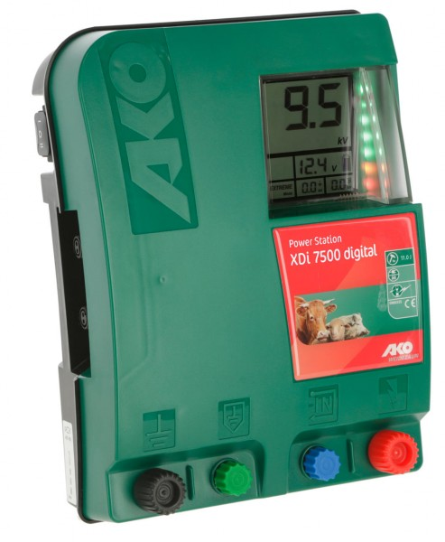 AKO PowerStation XDi7500 230V Weidezaungerät