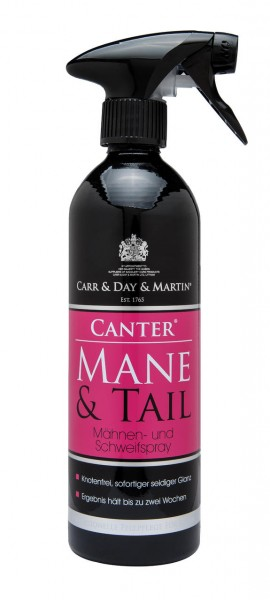 Carr & Day & Martin Canter Mane & Tail Schweifspray 500 ml